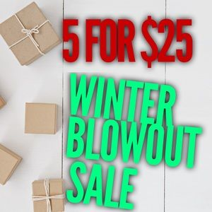 Denim - 5 for $25 Blowout Sale This Weekend